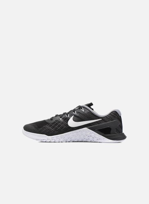 Nike Wmns Sportschuhe 280980 3 Metcon schwarz UaB7Uq
