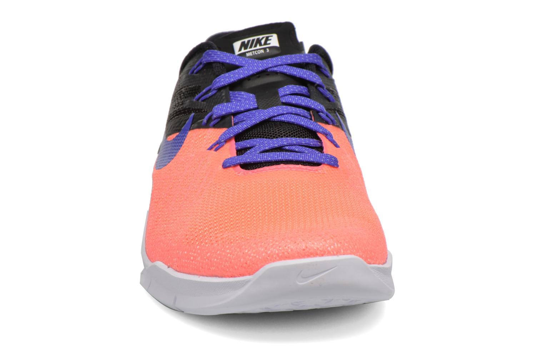 Chaussures de sport Nike Wmns Nike Metcon 3 Multicolore vue portées chaussures