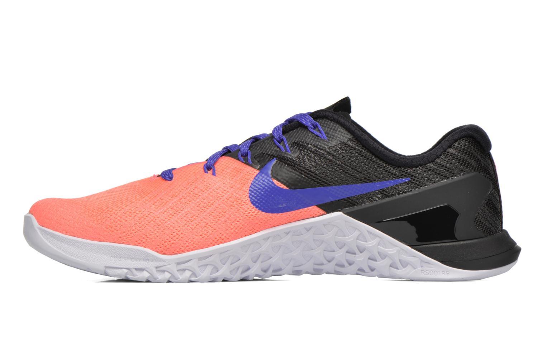 Chaussures de sport Nike Wmns Nike Metcon 3 Multicolore vue face