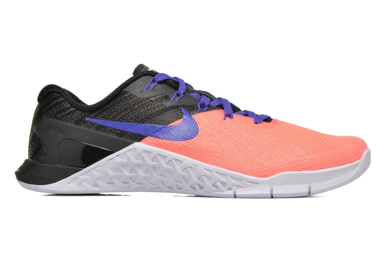 Chaussures de sport Nike Wmns Nike Metcon 3 Multicolore vue derrière