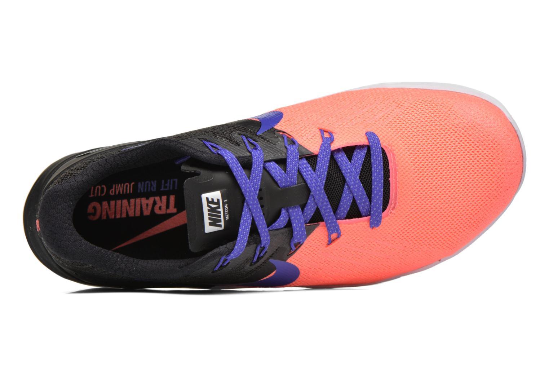 Chaussures de sport Nike Wmns Nike Metcon 3 Multicolore vue gauche