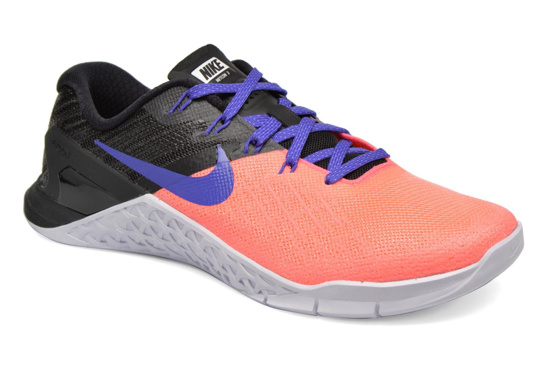 Chaussures de sport Nike Wmns Nike Metcon 3 Multicolore vue détail/paire
