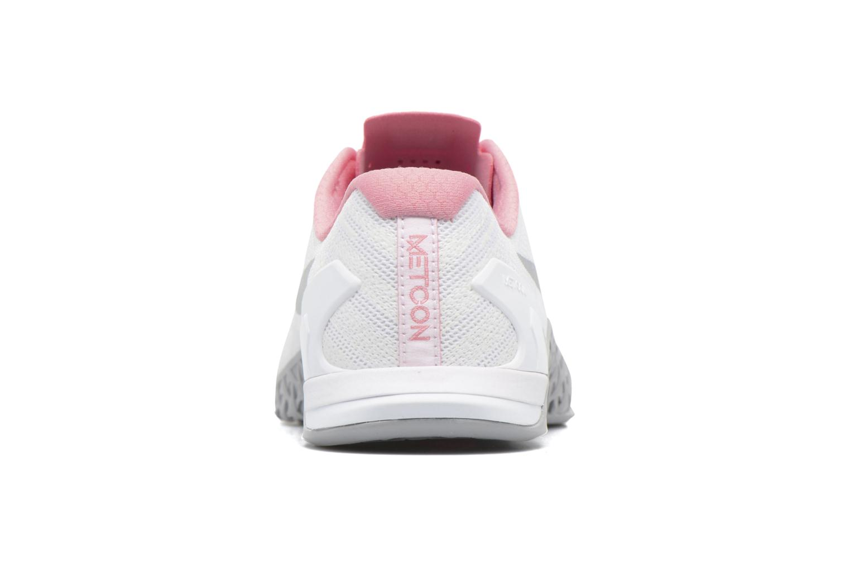 Chaussures de sport Nike Wmns Nike Metcon 3 Blanc vue droite