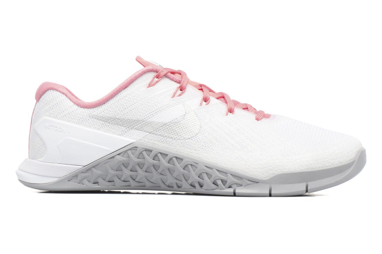 Chaussures de sport Nike Wmns Nike Metcon 3 Blanc vue derrière