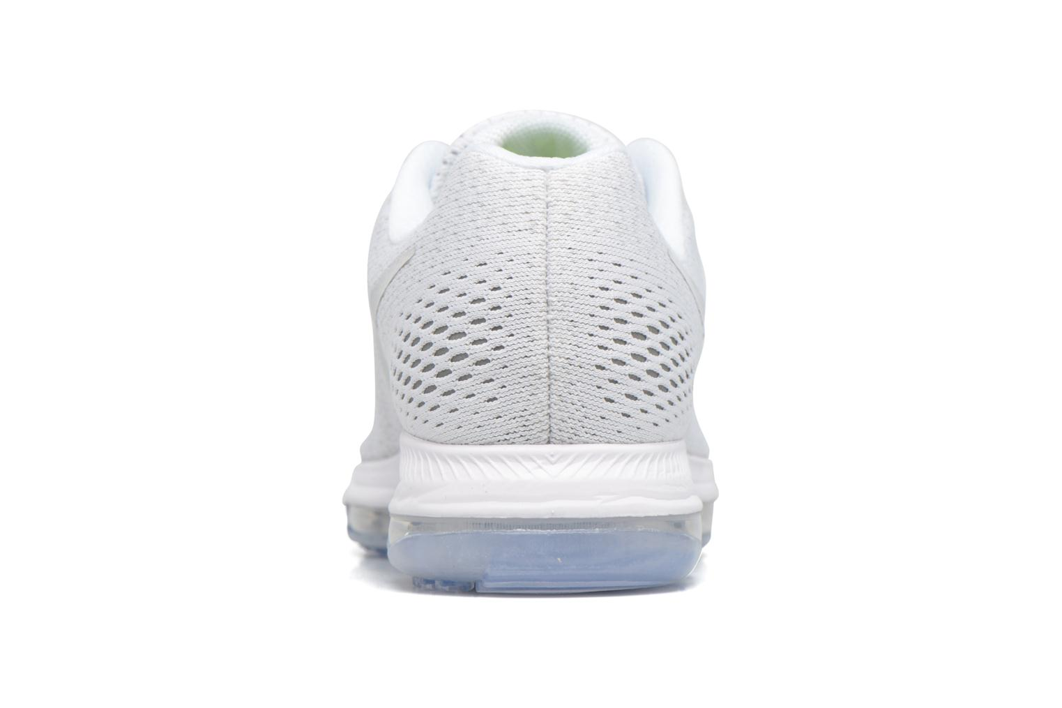 Scarpe sportive Nike Wmns Nike Zoom All Out Low Bianco immagine destra