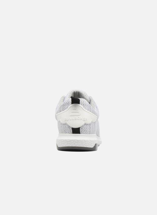 Sneakers Bullboxer Ziza Argento immagine destra