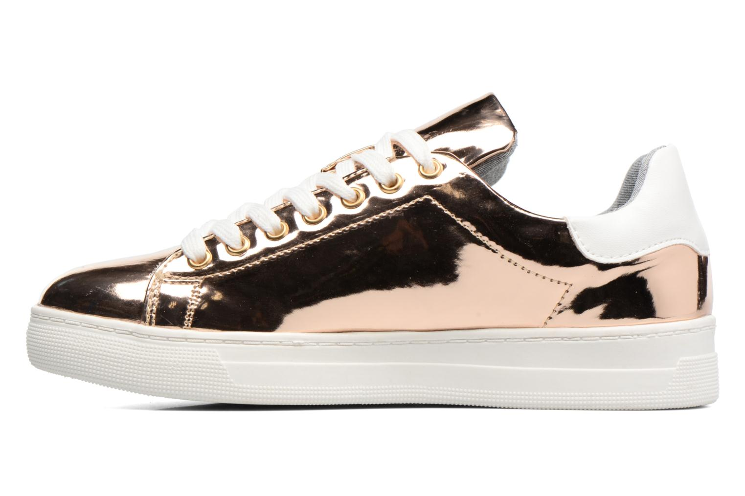 Sneakers I Love Shoes MC ETASSI Oro e bronzo immagine frontale