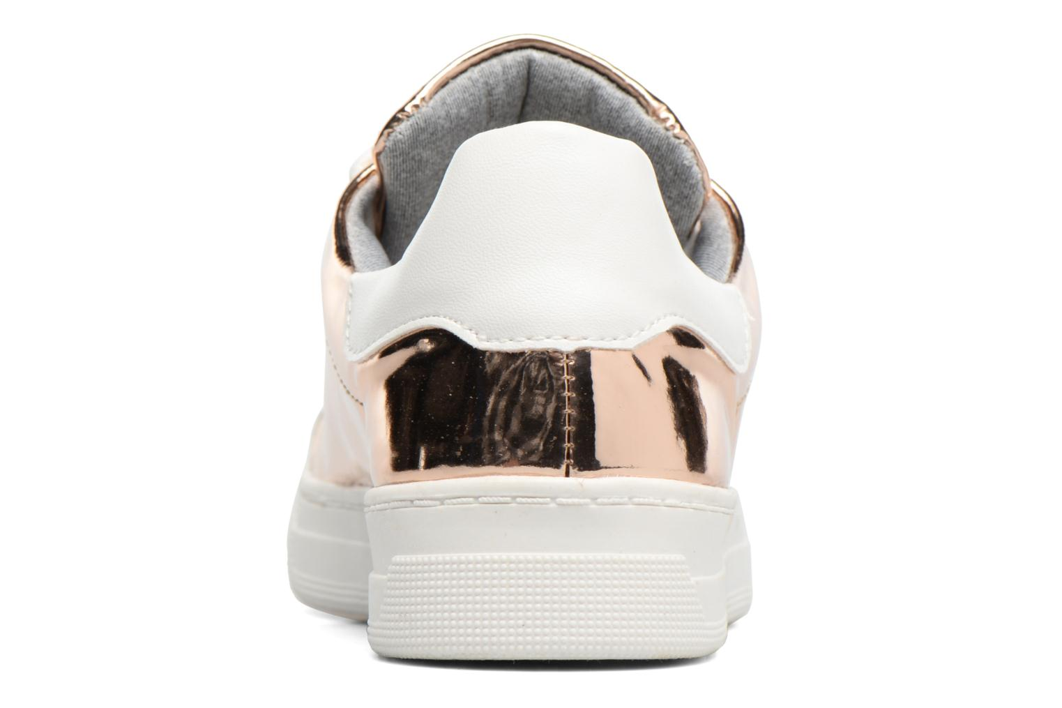 Sneakers I Love Shoes MC ETASSI Oro e bronzo immagine destra