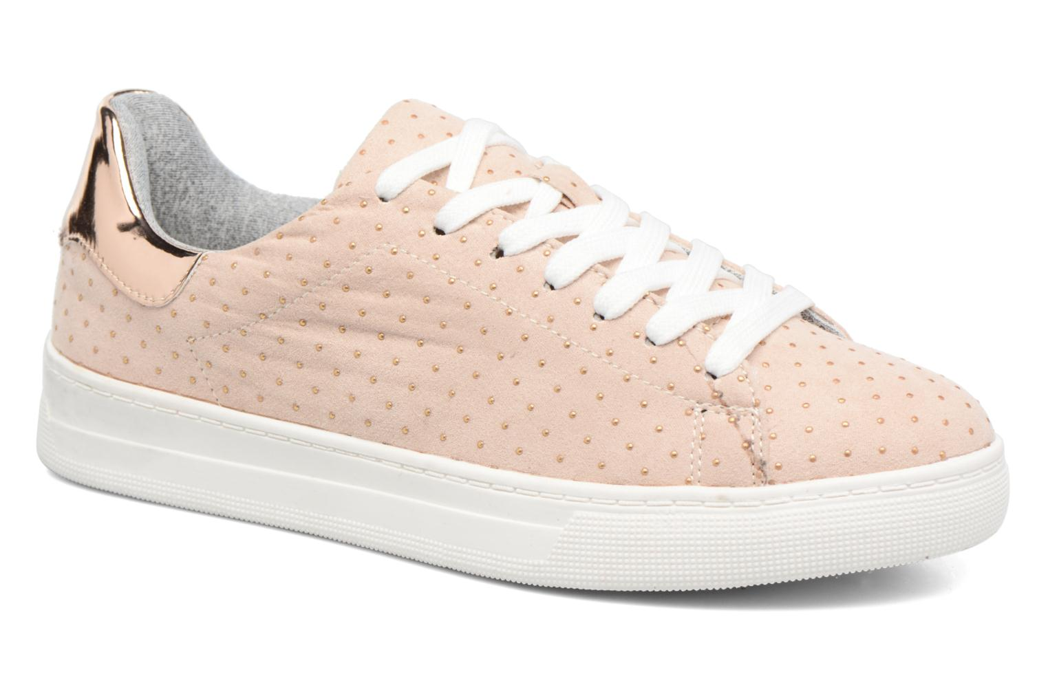 Trainers I Love Shoes MC ETASSI Pink detailed view/ Pair view