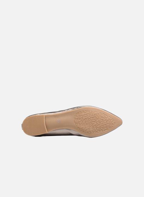 Bailarinas I Love Shoes MC ANAS Plateado vista de arriba