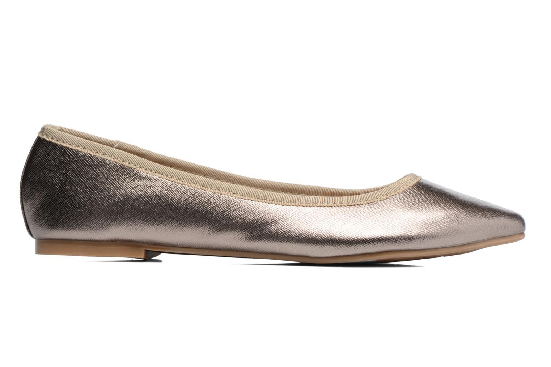 Bailarinas I Love Shoes MC ANAS Plateado vistra trasera