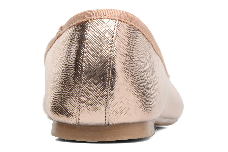 Ballerinas I Love Shoes MC ANAS gold/bronze ansicht von rechts
