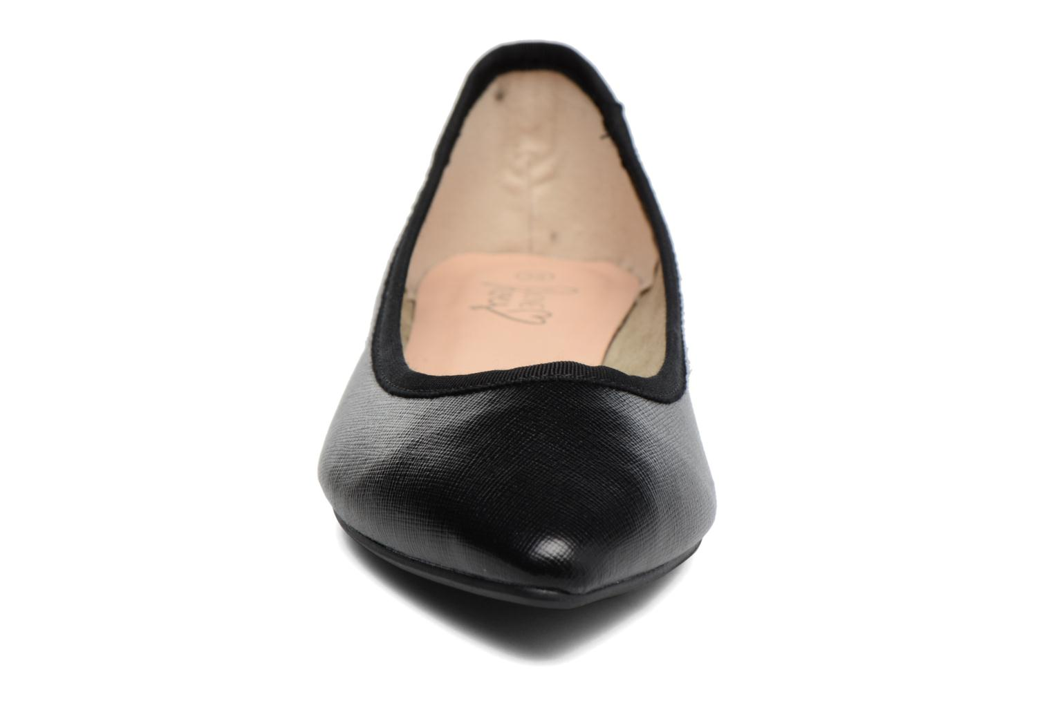 Ballet pumps I Love Shoes MC ANAS Black model view
