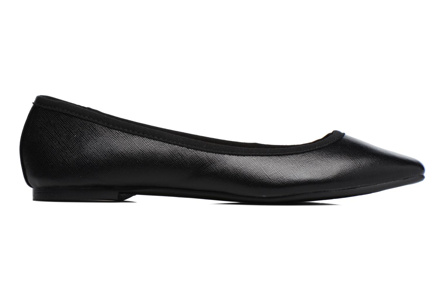 Ballet pumps I Love Shoes MC ANAS Black back view
