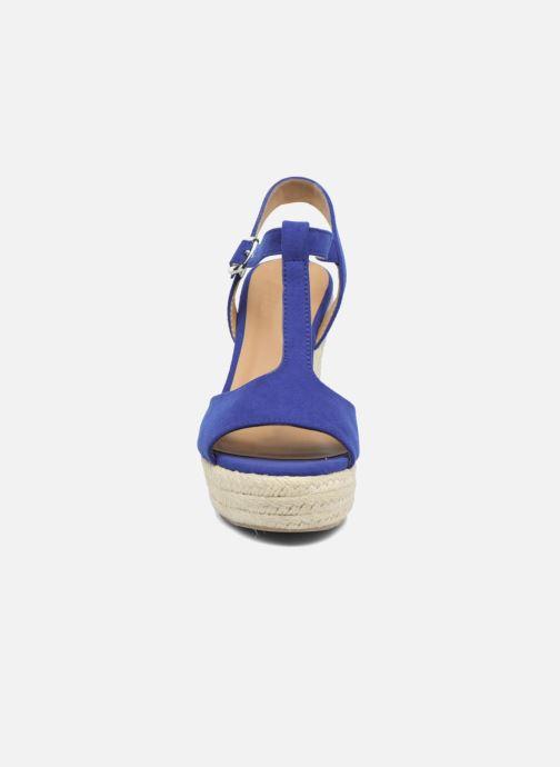 Espadrilles I Love Shoes MCADA Bleu vue portées chaussures