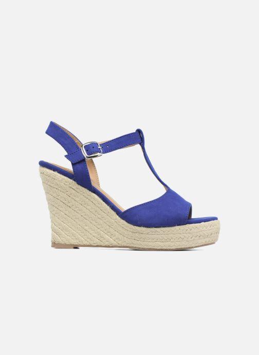 Espadrilles I Love Shoes MCADA Bleu vue derrière