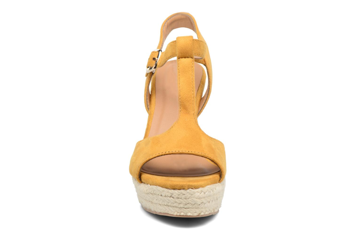 Espadrilles I Love Shoes MCADA Yellow model view