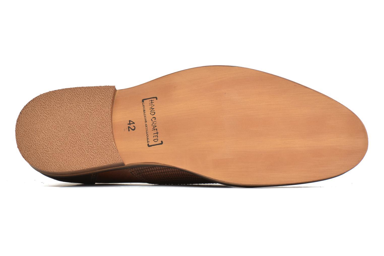 Zapatos con cordones Bullboxer Mallow Marrón vista de arriba