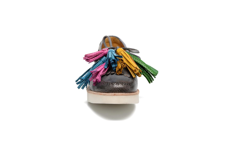 Loafers Melvin & Hamilton Bea 4 Grå se skoene på