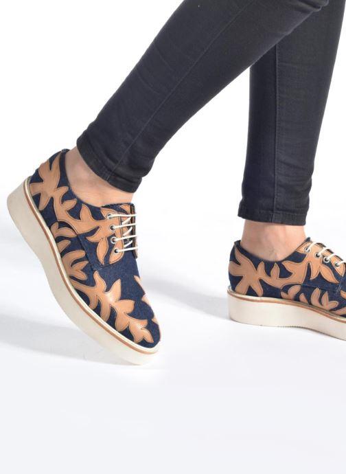 Chaussures à lacets Melvin & Hamilton Molly 11 Multicolore vue bas / vue portée sac