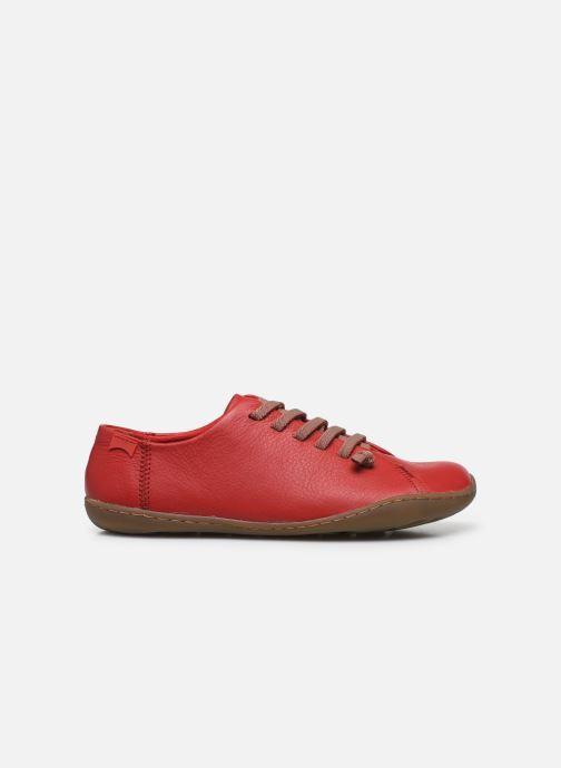 Scarpe con lacci Camper Peu Cami W Rosso immagine posteriore
