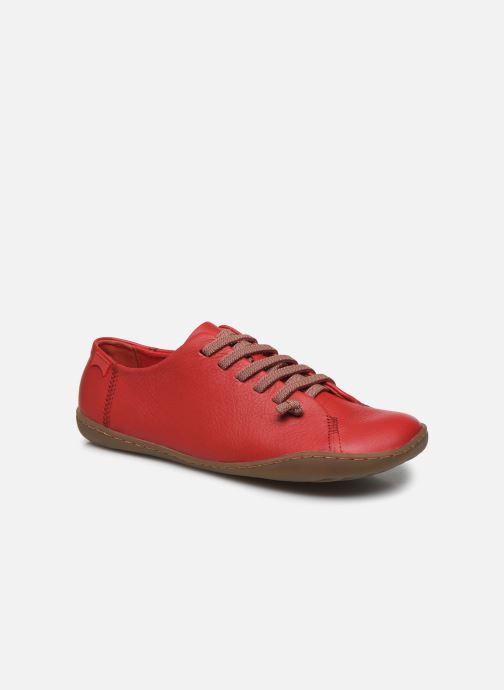 Scarpe con lacci Camper Peu Cami W Rosso vedi dettaglio/paio