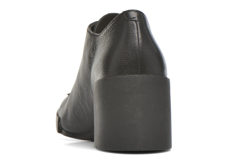 Bottines et boots Camper Lotta Lace Noir vue droite