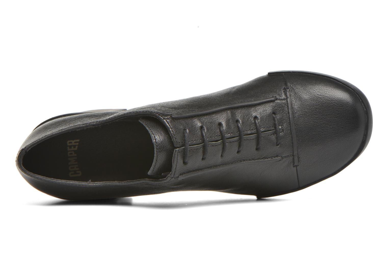 Bottines et boots Camper Lotta Lace Noir vue gauche