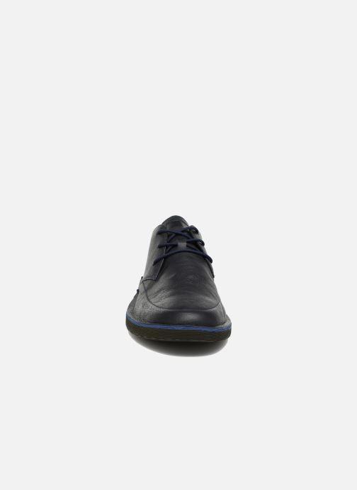 À Lacets Dark Camper Morrys Blue Chaussures lFKJ1c35Tu