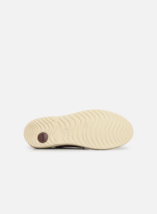 Chaussures à lacets Camper Morrys Marron vue haut
