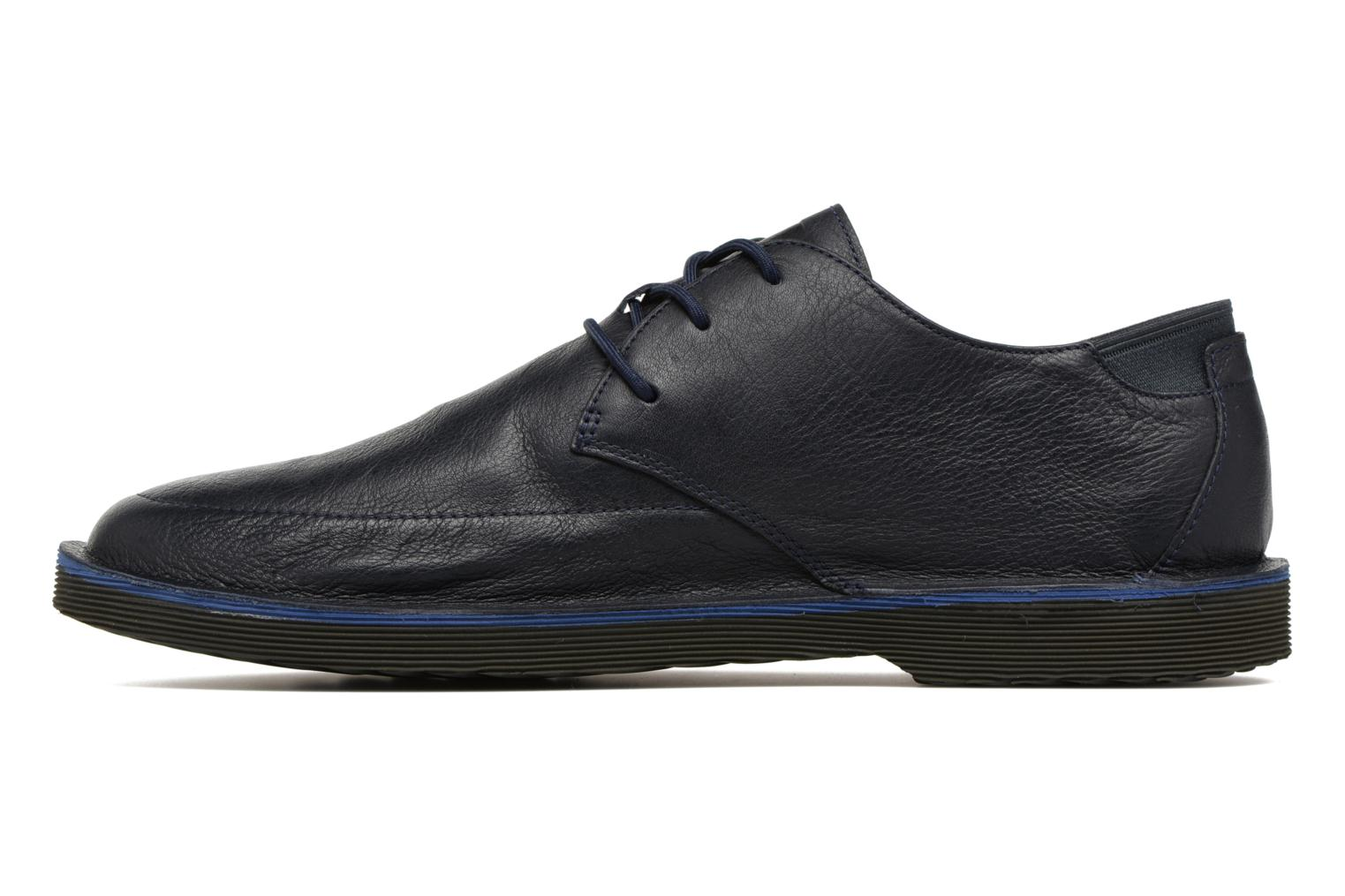 Lace-up shoes Camper Morrys Blue front view