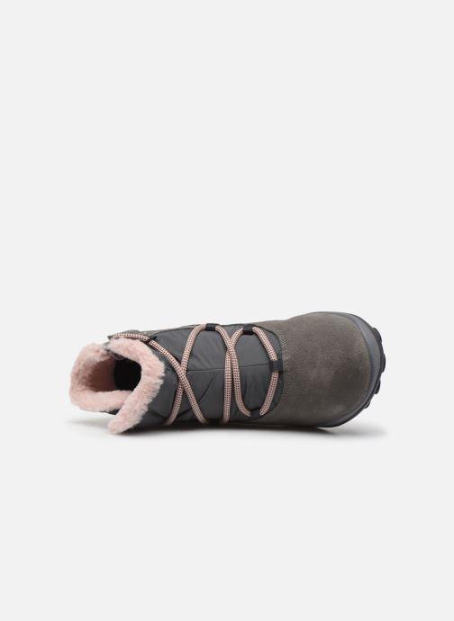 Zapatos con cordones Camper Peu Pista Kids G Gris vista lateral izquierda