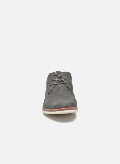Lace-up shoes I Love Shoes KEHOLE Grey model view