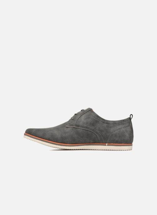 Lace-up shoes I Love Shoes KEHOLE Grey front view