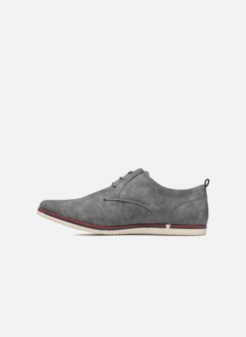 Scarpe con lacci I Love Shoes KEHOLE Grigio immagine frontale
