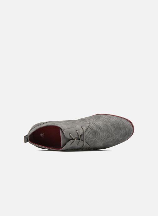 Chaussures à lacets I Love Shoes KEHOLE Gris vue gauche