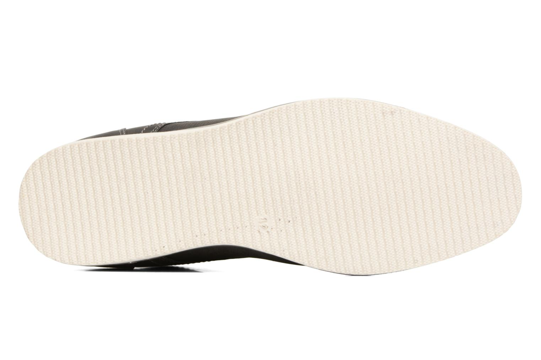 Schnürschuhe I Love Shoes KEHOLE grau ansicht von oben