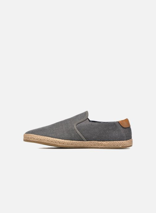 Espadrilles I Love Shoes KEDRILLE Gris vue face