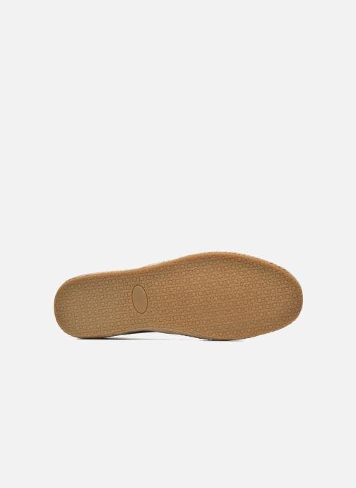 Alpargatas I Love Shoes KEDRILLE Gris vista de arriba