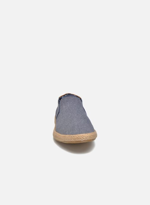Espadrilles I Love Shoes KEDRILLE Bleu vue portées chaussures