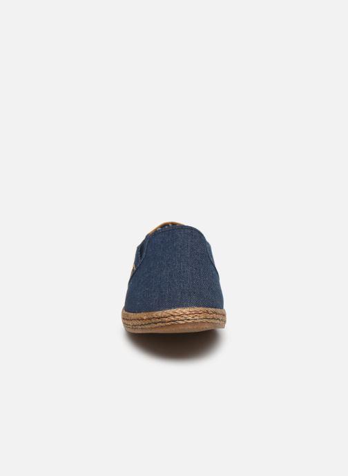 Scarpe di corda I Love Shoes KEDRILLE Azzurro modello indossato