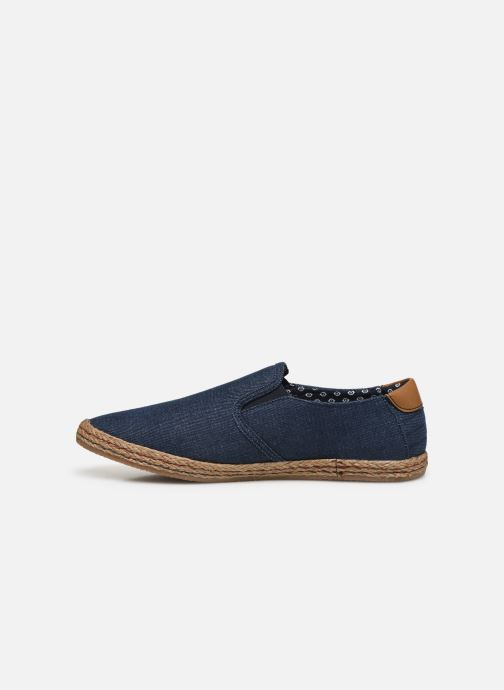Alpargatas I Love Shoes KEDRILLE Azul vista de frente