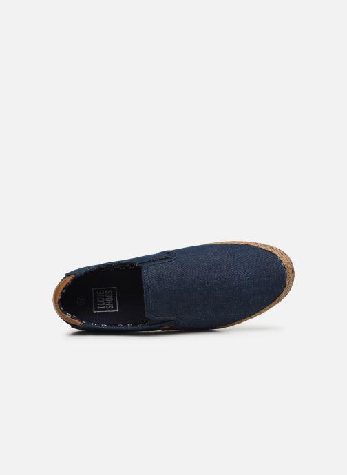 Scarpe di corda I Love Shoes KEDRILLE Azzurro immagine sinistra