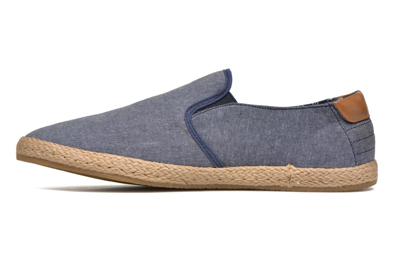 Espadrilles I Love Shoes KEDRILLE Bleu vue face