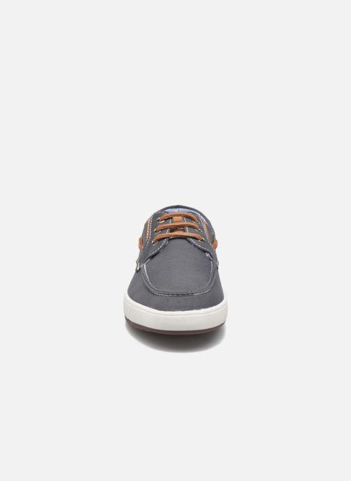 Baskets I Love Shoes KEBOAT Bleu vue portées chaussures