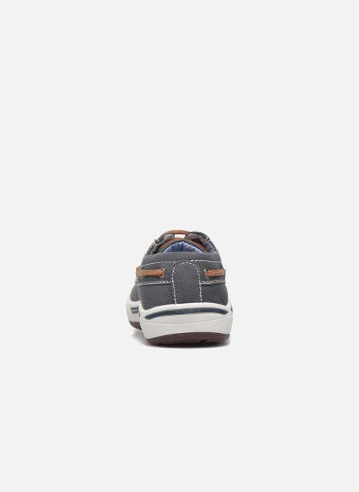 Baskets I Love Shoes KEBOAT Bleu vue droite