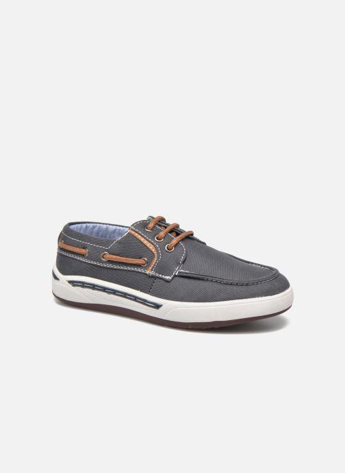 Baskets I Love Shoes KEBOAT Bleu vue détail/paire