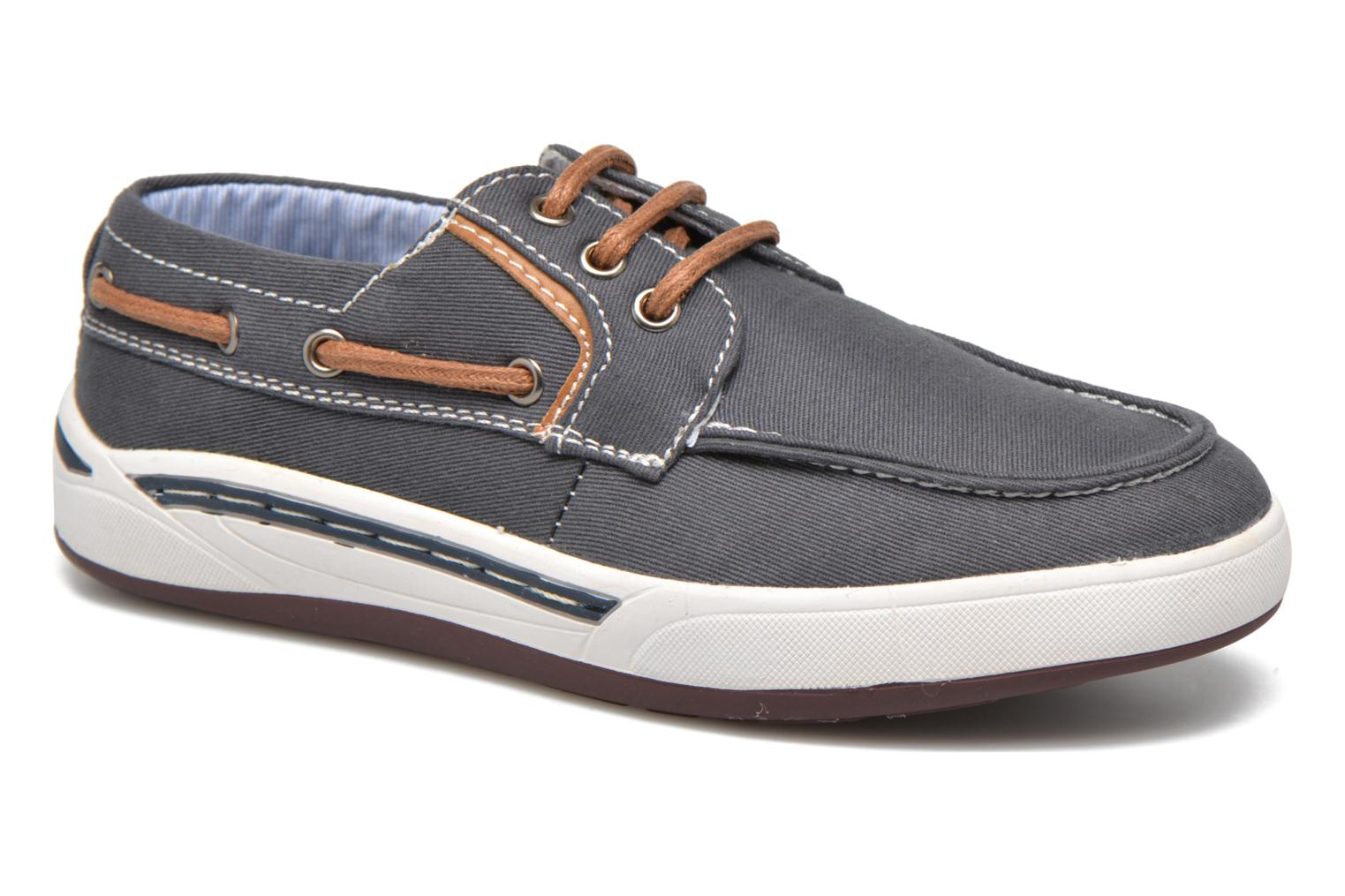 Baskets I Love Shoes KEBOAT Bleu vue détail/paire