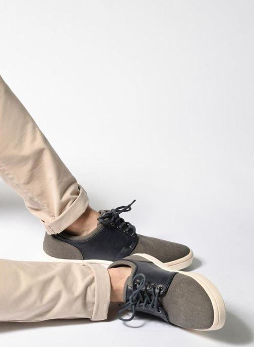 Sneaker I Love Shoes KESMART blau ansicht von unten / tasche getragen