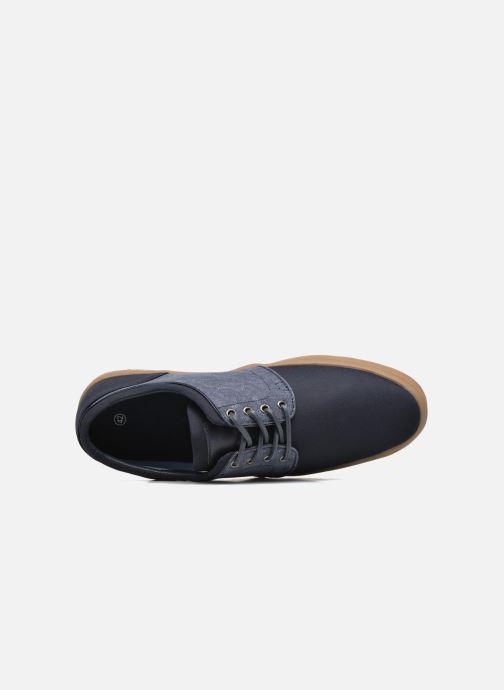 Sneaker I Love Shoes KESMART blau ansicht von links